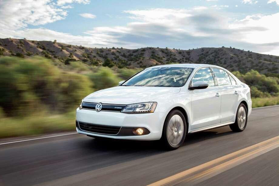 Cheapest: Volkswagen Jetta HybridCost per mile: 8.0 centsBase MSRP: $24,995Source:Yahoo Photo: Handout / Volkswagen