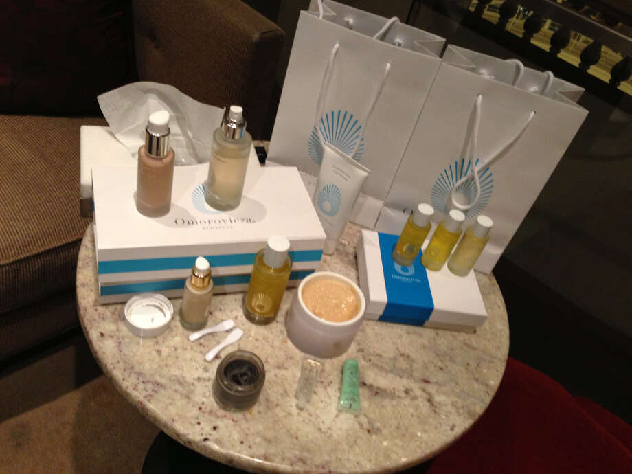 Skincare line Omorovicza, from Hungary, is new to San Francisco's Neiman Marcus.