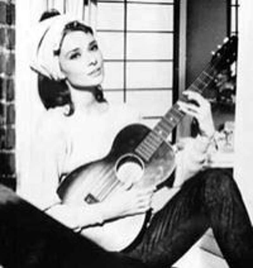 "Audrey Hepburn singing ""Moon River"" in ""Breakfast at Tiffany's"": wonderful. Photo: Handout"