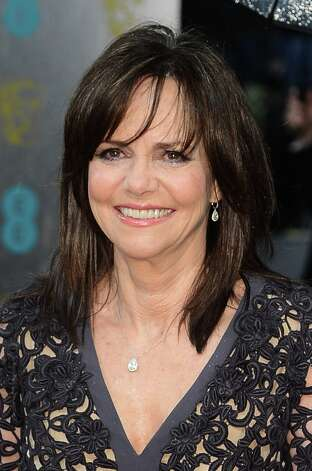 Sally Field  attends the EE British Academy Film Awards at The Royal Opera House on February 10, 2013 in London, England. Photo: Ian Gavan, Getty Images / 2013 Getty Images