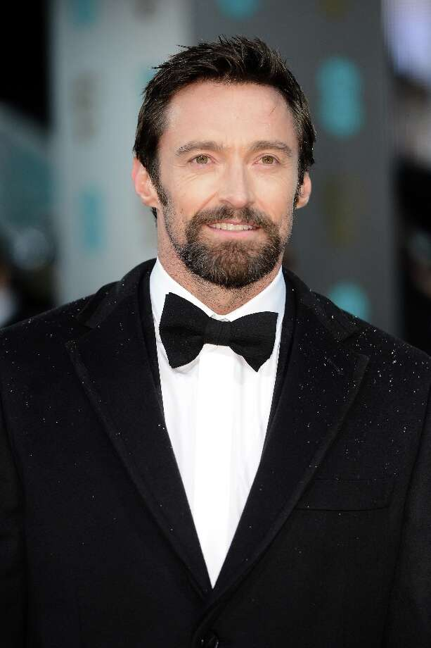 Hugh Jackman attends the EE British Academy Film Awards at The Royal Opera House on February 10, 2013 in London, England. Photo: Ian Gavan, Getty Images / 2013 Getty Images