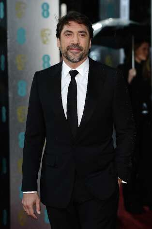 Javier Bardem attends the EE British Academy Film Awards at The Royal Opera House on February 10, 2013 in London, England. Photo: Ian Gavan, Getty Images / 2013 Getty Images
