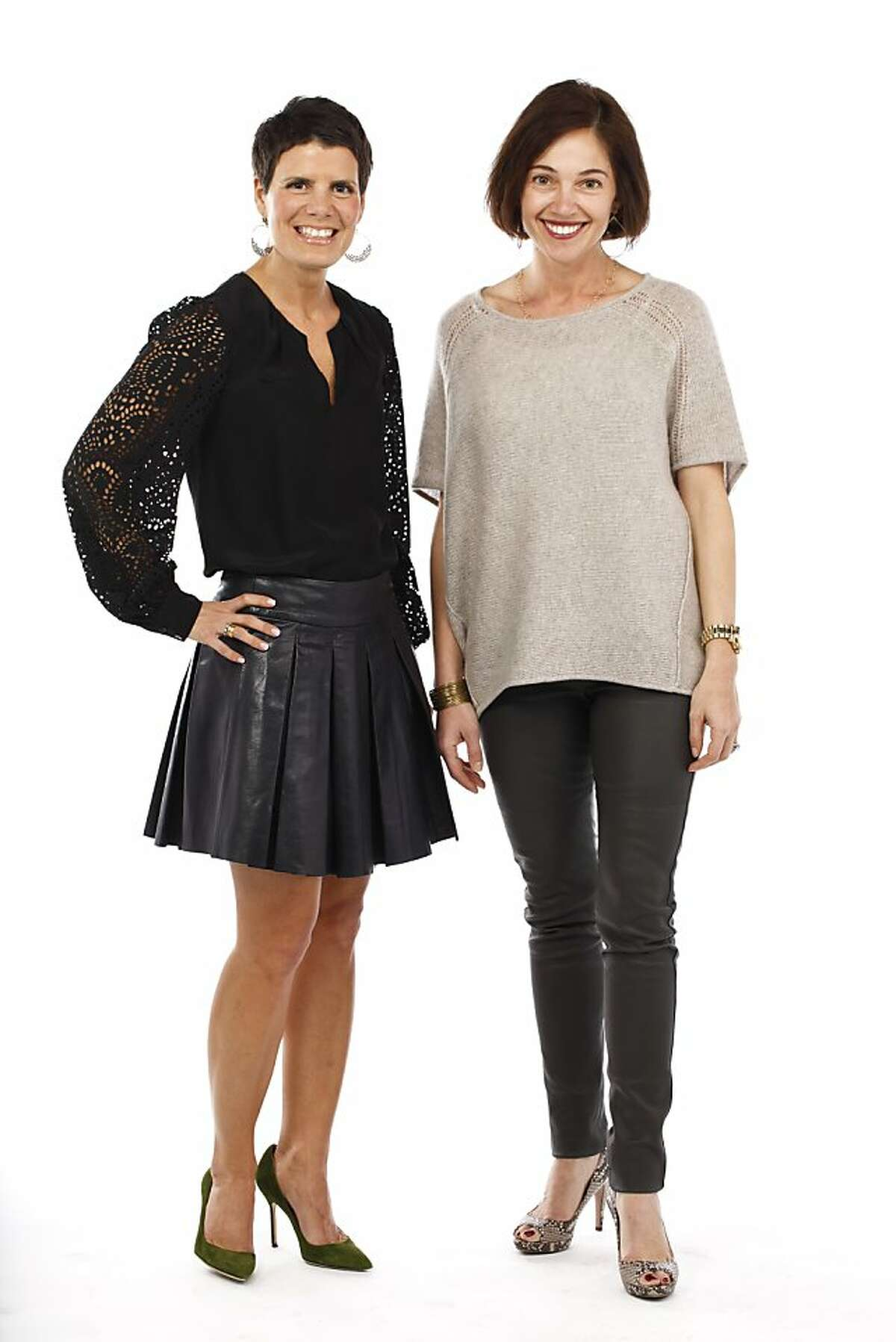 STYLEMAKER SPOTLIGHT: NANCY EVARS AND DIMITRA ANDERSON