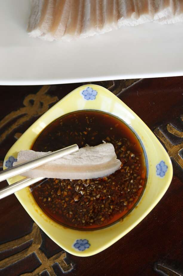 Garlic Chili Oil Dipping Sauce