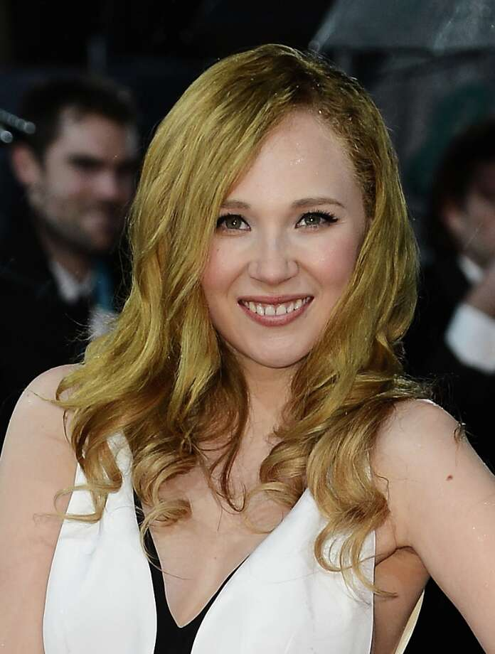 Juno Temple attends the EE British Academy Film Awards at The Royal Opera House on February 10, 2013 in London, England. Photo: Ian Gavan, Getty Images / 2013 Getty Images