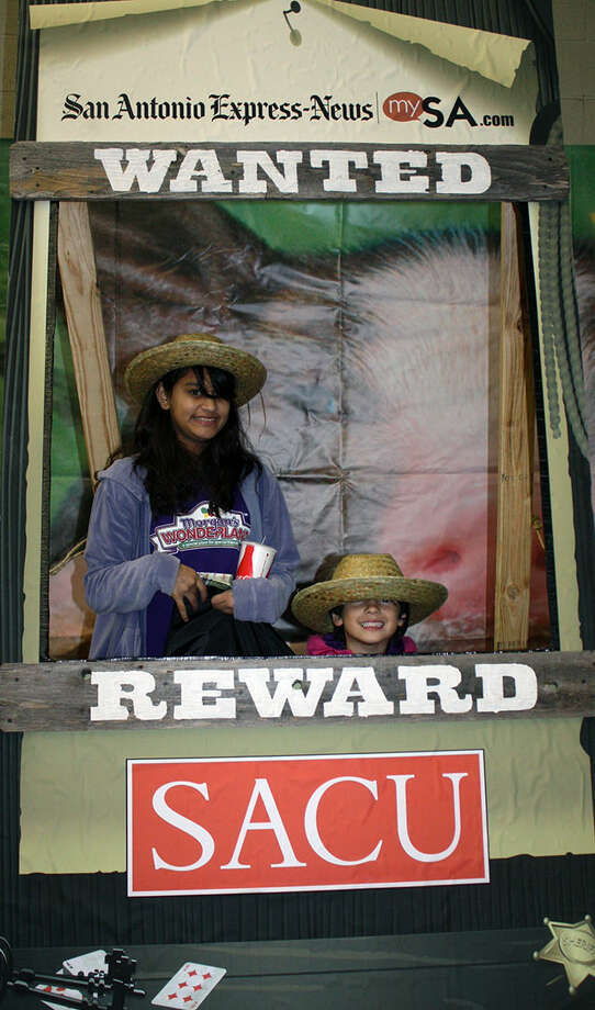 San Antonio Stock Show & Rodeo – Saturday, February 9, 2013 Photo: ó…, San Antonio Express-News