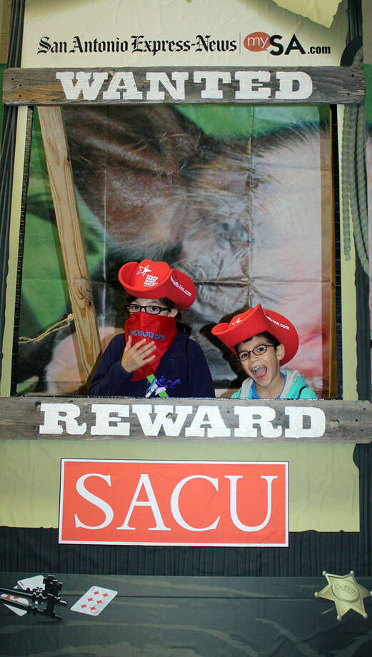 San Antonio Stock Show & Rodeo – Saturday, February 9, 2013 Photo: ò…, San Antonio Express-News