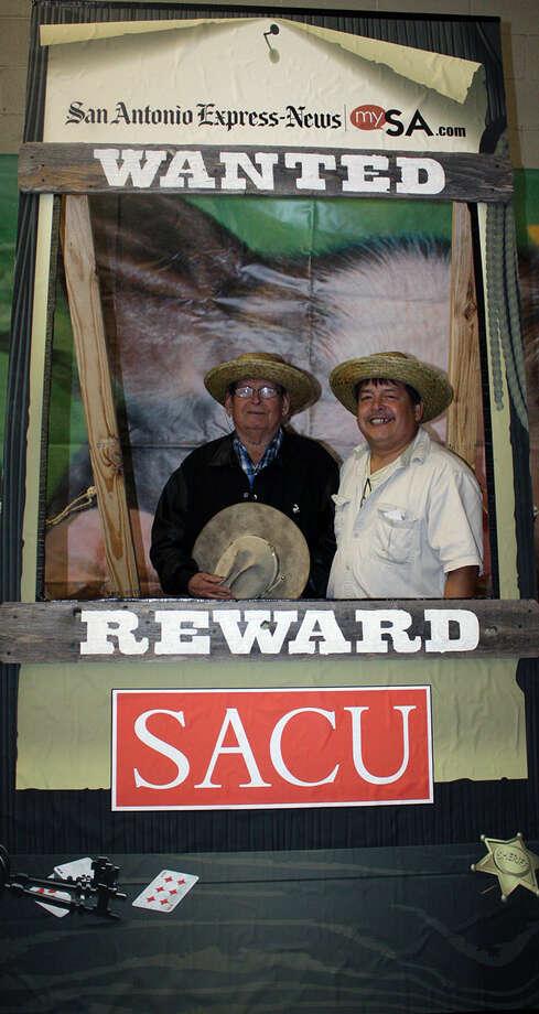 San Antonio Stock Show & Rodeo – Saturday, February 9, 2013 Photo: ñ…, San Antonio Express-News