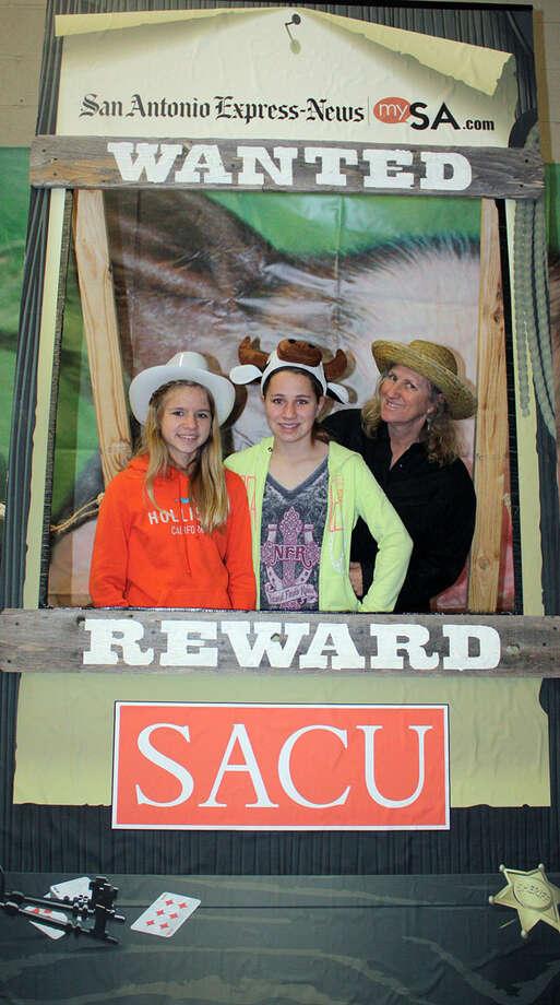 San Antonio Stock Show & Rodeo – Saturday, February 9, 2013 Photo: ò…, San Antonio Express-News
