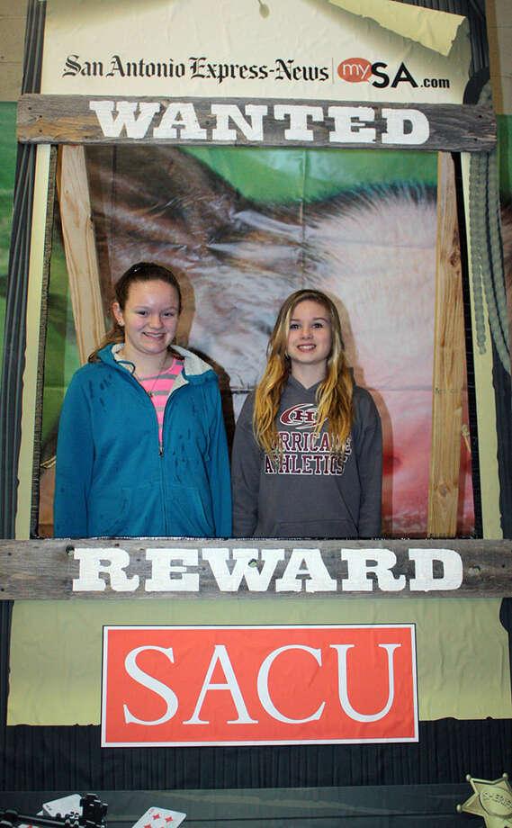 San Antonio Stock Show & Rodeo – Saturday, February 9, 2013 Photo: ï…, San Antonio Express-News