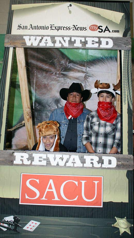 San Antonio Stock Show & Rodeo – Saturday, February 9, 2013 Photo: ¢Ã, San Antonio Express-News