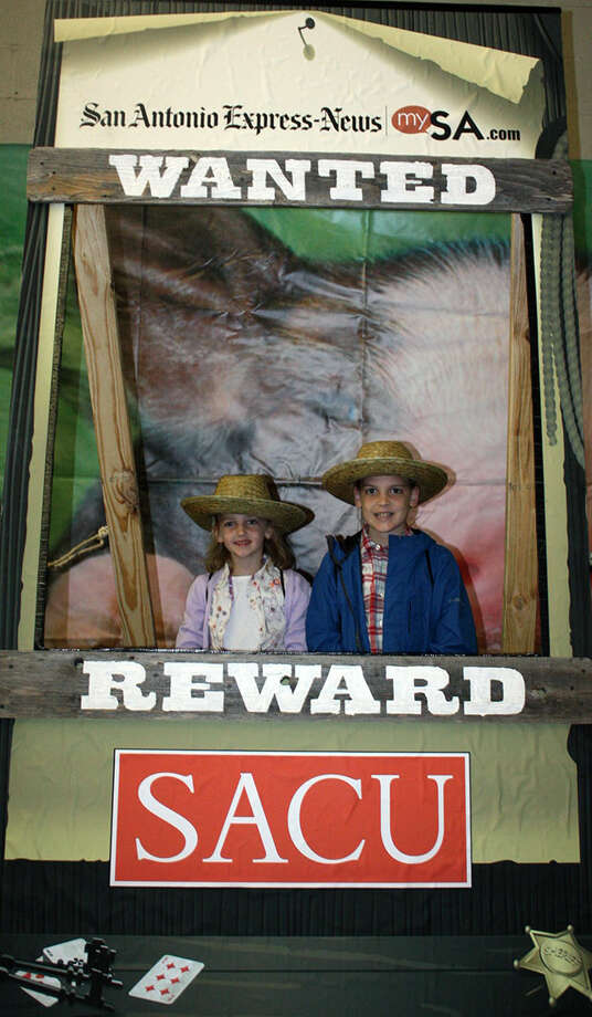 San Antonio Stock Show & Rodeo – Saturday, February 9, 2013 Photo: ï…, San Antonio Express-News