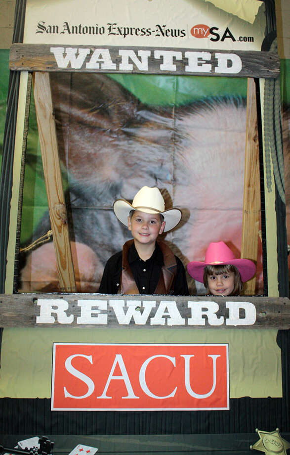 San Antonio Stock Show & Rodeo – Saturday, February 9, 2013 Photo: î…, San Antonio Express-News
