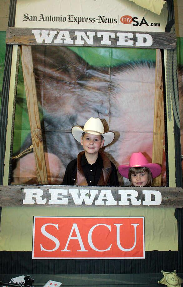 San Antonio Stock Show & Rodeo – Saturday, February 9, 2013 Photo: î…, San Antonio Express-News