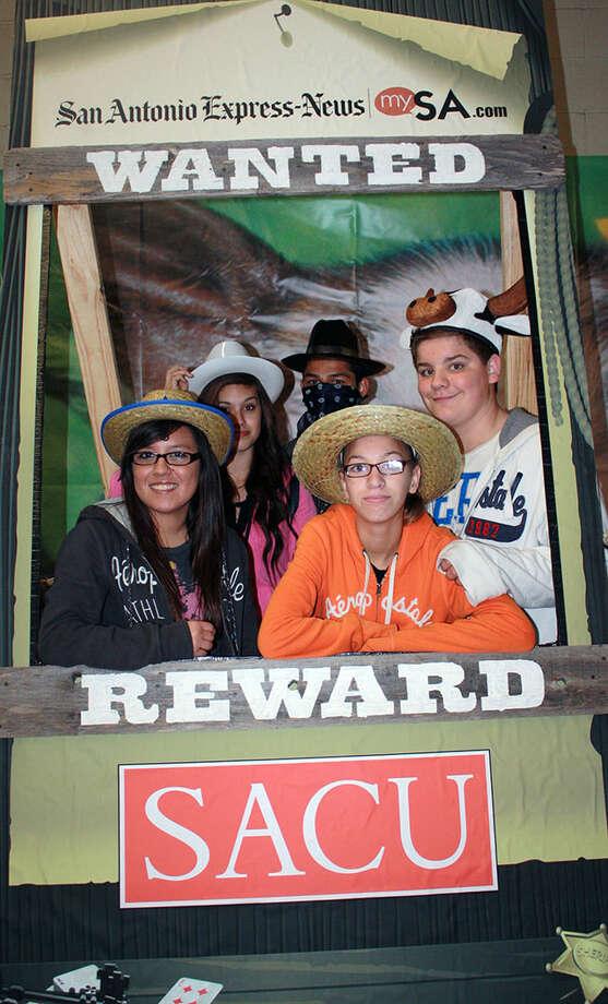 San Antonio Stock Show & Rodeo – Saturday, February 9, 2013 Photo: û…, San Antonio Express-News