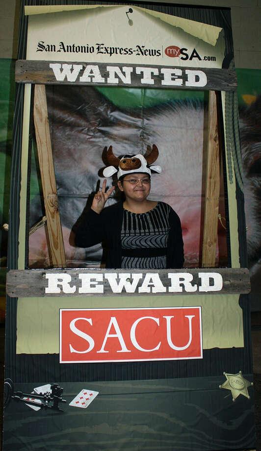 San Antonio Stock Show & Rodeo – Saturday, February 9, 2013 Photo: †…, San Antonio Express-News
