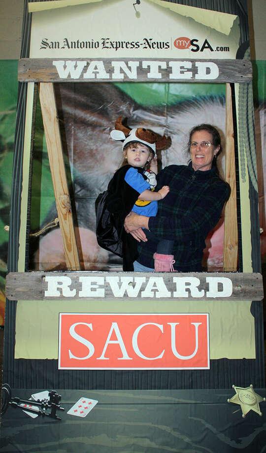 San Antonio Stock Show & Rodeo – Saturday, February 9, 2013 Photo: °…, San Antonio Express-News