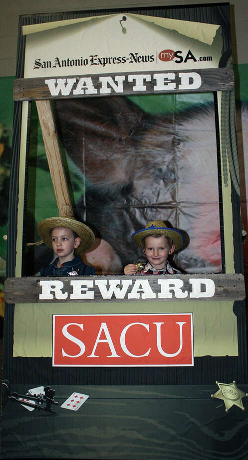 San Antonio Stock Show & Rodeo – Saturday, February 9, 2013 Photo: ¢…, San Antonio Express-News