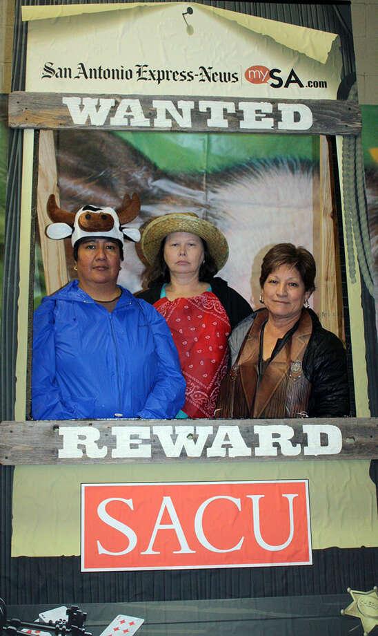 San Antonio Stock Show & Rodeo – Saturday, February 9, 2013 Photo: ó…, San Antonio Express-News