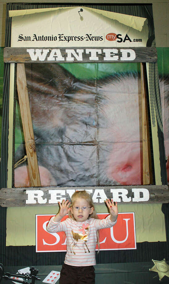 San Antonio Stock Show & Rodeo – Saturday, February 9, 2013 Photo: ô…, San Antonio Express-News