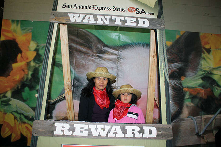 San Antonio Stock Show & Rodeo – Saturday, February 9, 2013 Photo: MySanAntonio.com, San Antonio Express-News
