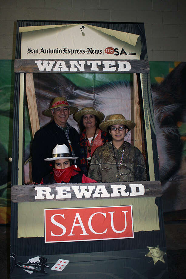 San Antonio Stock Show & Rodeo – Saturday, February 9, 2013 Photo: San Antonio Express-News