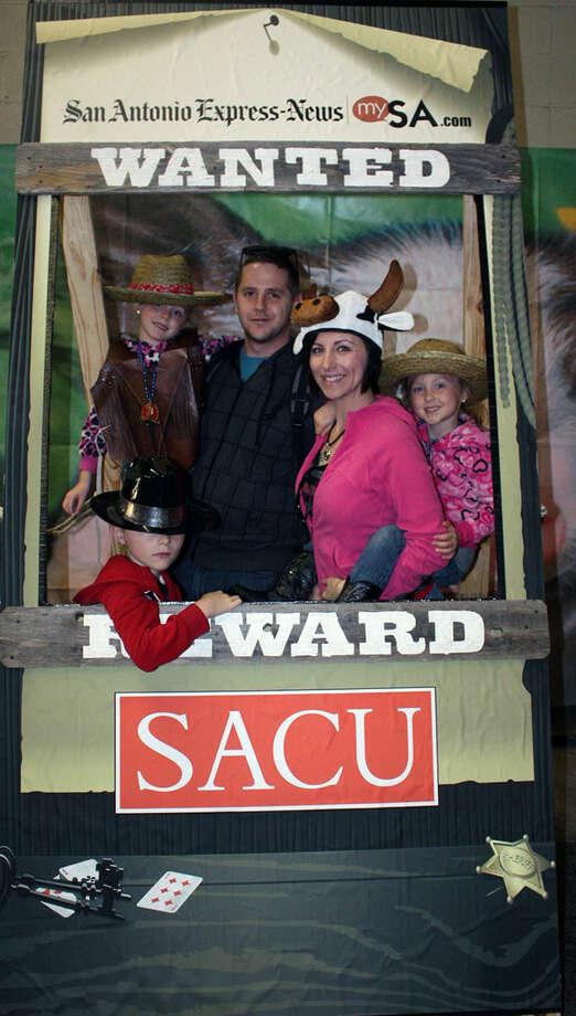 San Antonio Stock Show & Rodeo – Saturday, February 9, 2013 Photo: ô…, San Antonio Express-News