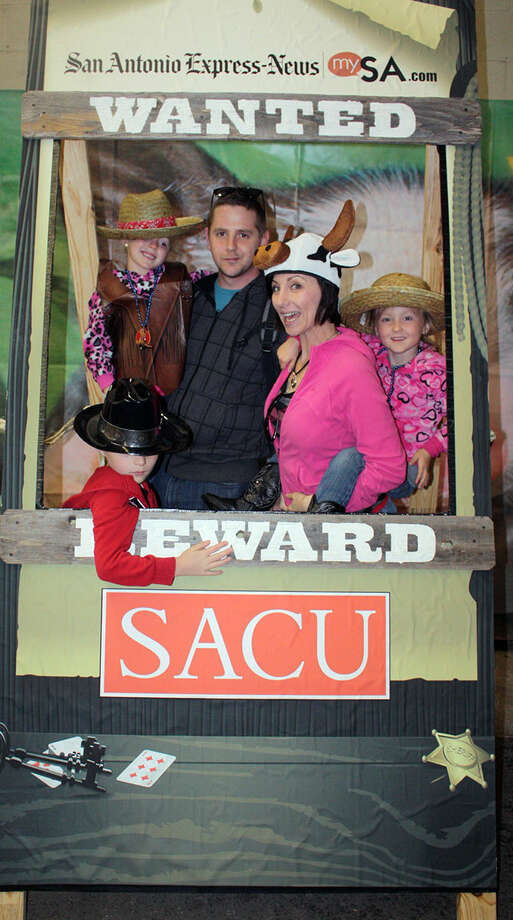 San Antonio Stock Show & Rodeo – Saturday, February 9, 2013 Photo: ö…, San Antonio Express-News