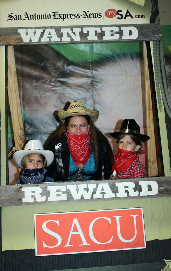 San Antonio Stock Show & Rodeo – Saturday, February 9, 2013 Photo: û…, San Antonio Express-News