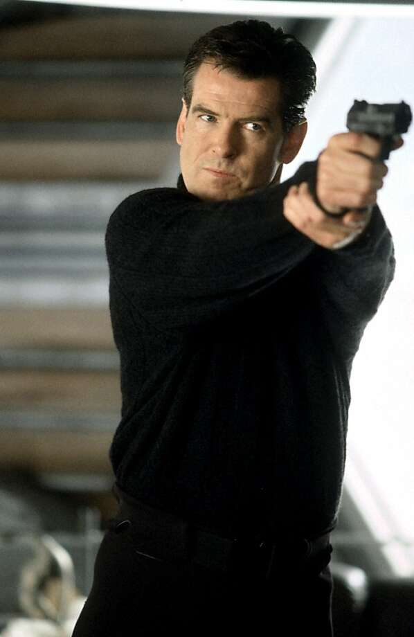 "Pierce Brosnan is James Bond in ""Die Another Day."" Photo: Mgm 2002"