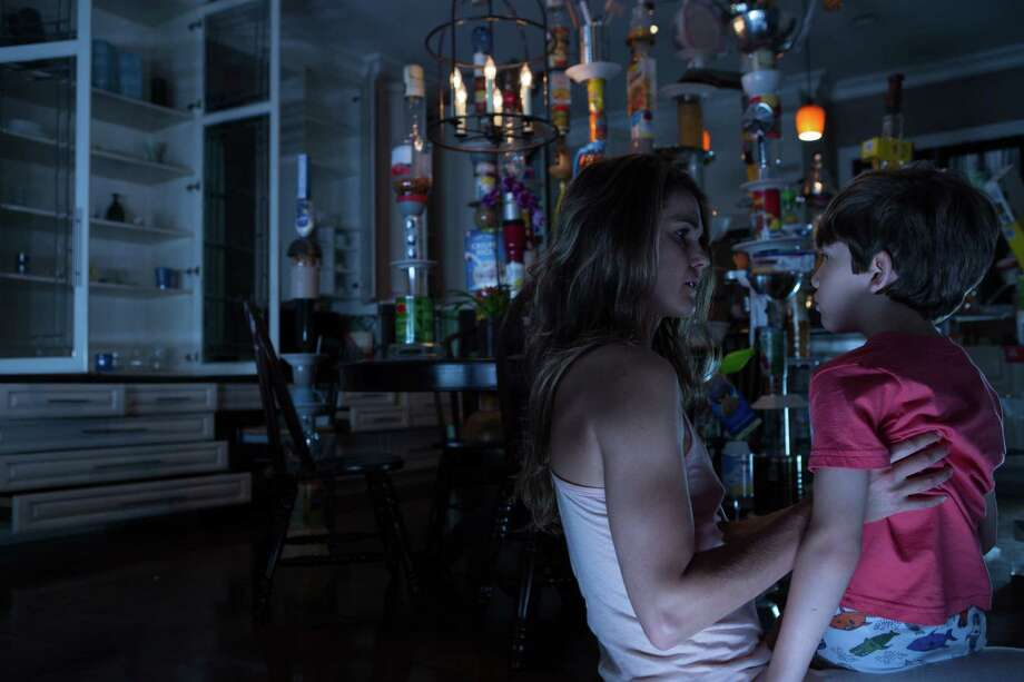 "Keri Russell and Kadan Rockett star in the horror film ""Dark Skies."" Photo: Matt Kennedy, Dimension Films / San Antonio Express-News"