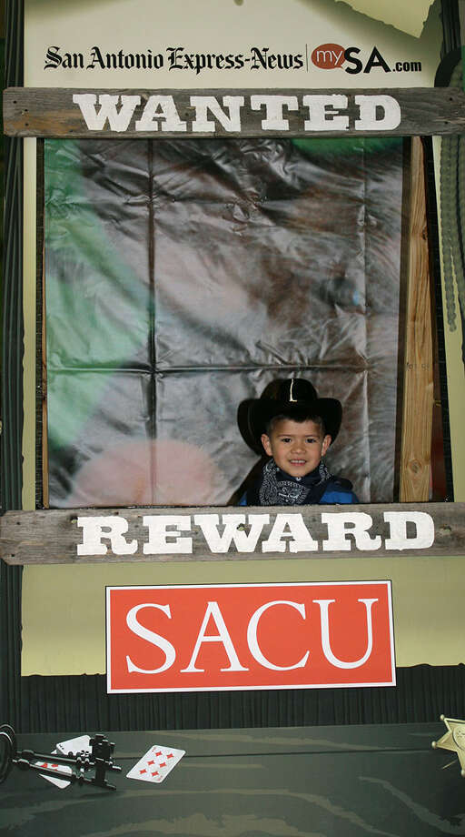 San Antonio Stock Show & Rodeo – Sunday, February 10, 2013 Photo: MySanAntonio.com, San Antonio Express-News