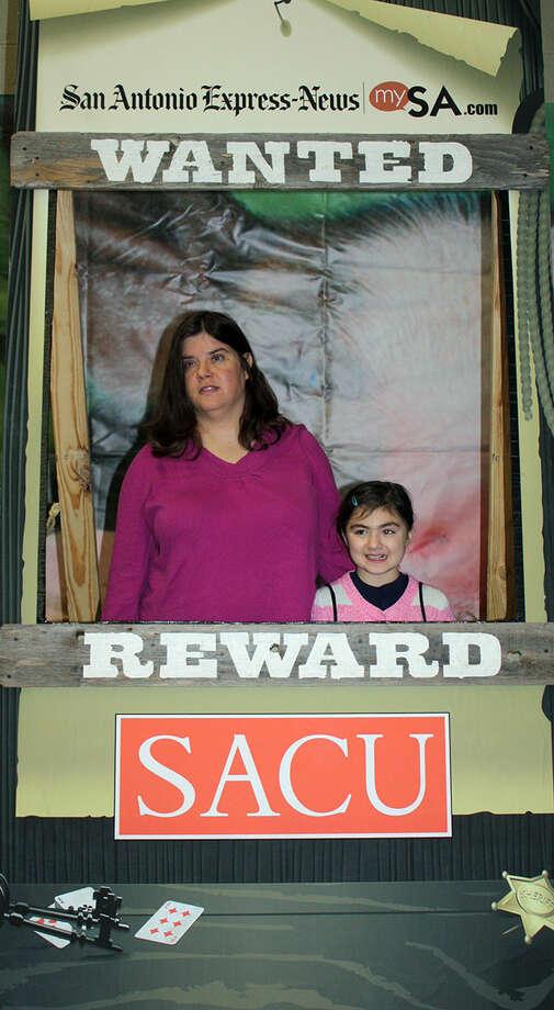San Antonio Stock Show & Rodeo – Sunday, February 10, 2013 Photo: MySanAntonio.com, San Antonio Express-News