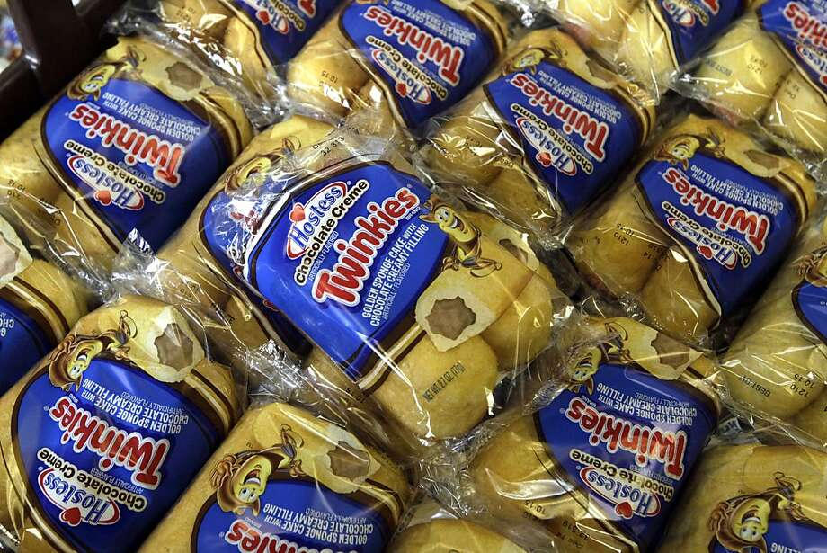 Hostess won Bankruptcy Court approval to sell its brands, including the classic snack cake Twinkies. Photo: Brennan Linsley, Associated Press