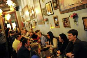 Diners pack Mamacita on Chestnut Street in the Marina.