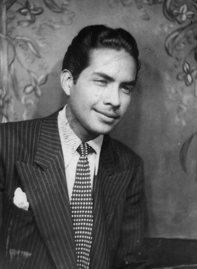 """Preciliano """"Ciano"""" Ortega DeSoto opened two tailor shops. He was an apprentice at age 16."""