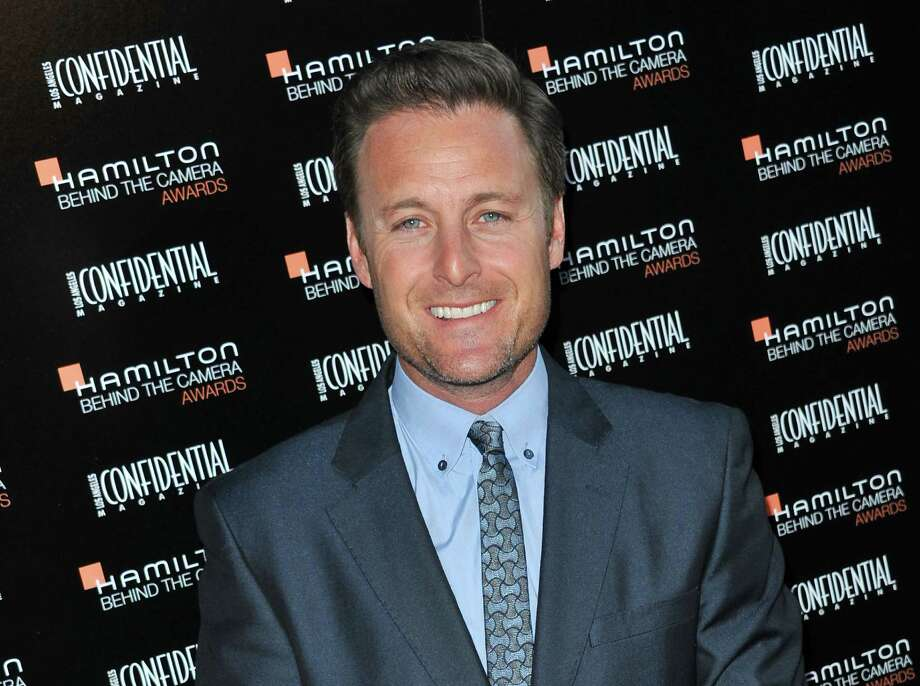"FILE - This Oct. 28, 2012 file photo shows Chris Harrison at the Hamilton ""Behind the Camera"" Awards at the House of Blues West Hollywood, Calif. Harrison, host of ""The Bachelor"" and ""The Bachelorette"" romance reality series, says while the male contestants on the series tend to bond, the women tend to bicker, conspire and backstab against one another. Harrison has come to learn that people end up showing their true colors when they go on reality TV. (Photo by Richard Shotwell/Invision/AP, file) Photo: Richard Shotwell"