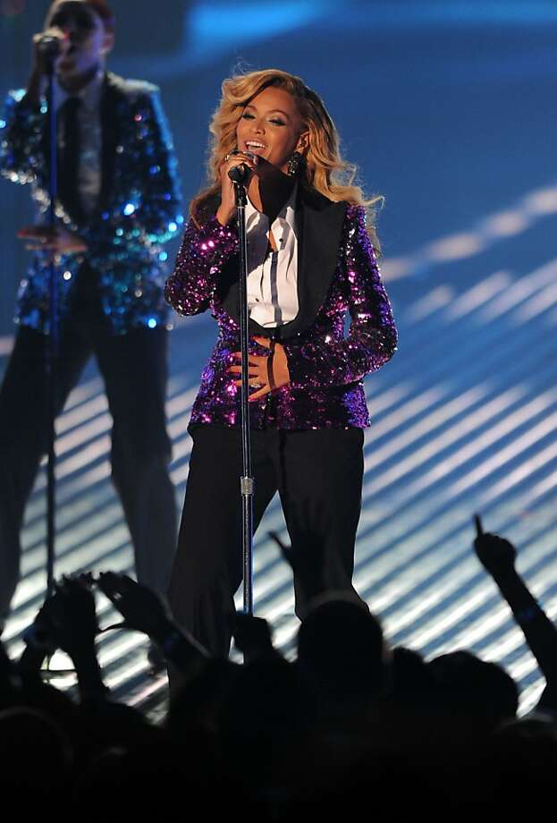 "Beyoncé co-directed ""Life Is But a Dream,"" which features glittery numbers and bits of authenticity. Photo: Kevin Winter, Getty Images"