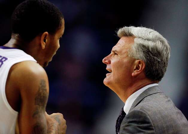 1. Kansas State (19-4, 8-2) — Sweet redemption for Bruce Weber, who is in line for national coach of the year consideration after his firing at Illinois after last season. Photo: Orlin Wagner, Associated Press / AP