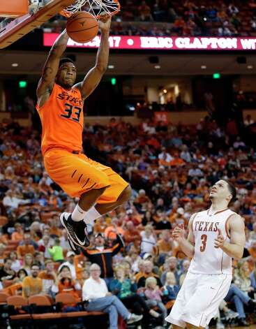 8.  Texas (10-13, 2-8) – Will Kabongo's return spark the Longhorns on a late charge into the NIT? Photo: Eric Gay, Associated Press / AP