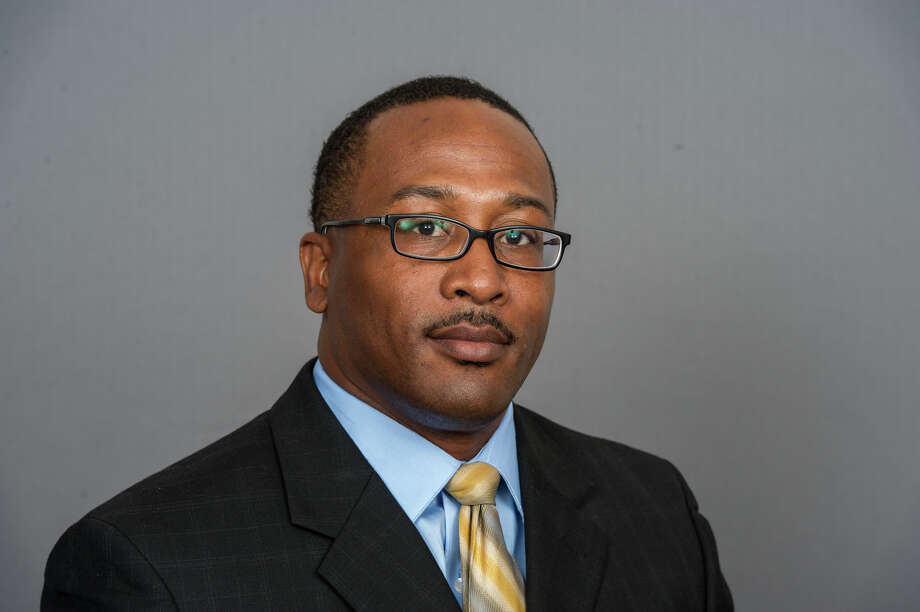 Clarence McKinney Texas A&M offensive coordinator  2012 school photo Photo: NA