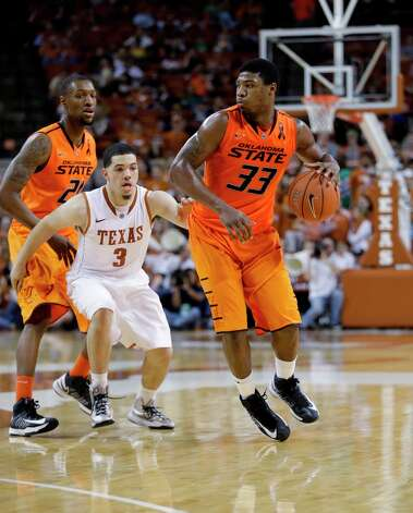 Hot — Oklahoma State G Marcus Smart: His all-around game is flourishing as he's averaging 20.8 points, 7.5 rebounds, 5.0 assists and 4.5 steals in his last five games. Photo: Eric Gay, Associated Press / AP