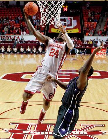 Hot — Oklahoma F Romero Osby: Averaging 14.7 points and 7.2 rebounds over his last six games. Photo: Sue Ogrocki, Associated Press / AP