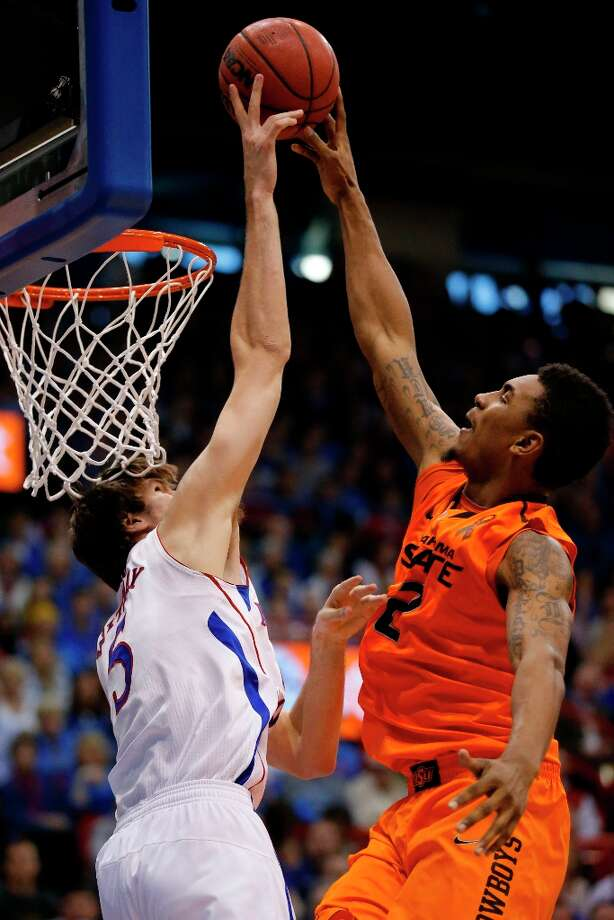 Not — Oklahoma State G-F LeBryan Nash: Converting 31.0 percent stretch from the field and missed all four 3-pointers in his last two games. Photo: Orlin Wagner, Associated Press / AP