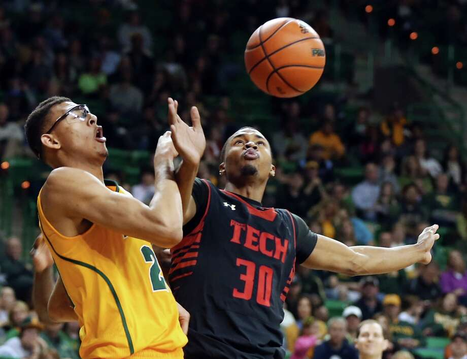 Not — Texas Tech: The Red Raiders had no players in double figures in scoring at Baylor. It's the first time that's happened since Feb. 20, 2007, snapping a string of 220 consecutive games with at least one player in double figures. Photo: Rod Aydelotte, Associated Press / Waco Tribune Herald