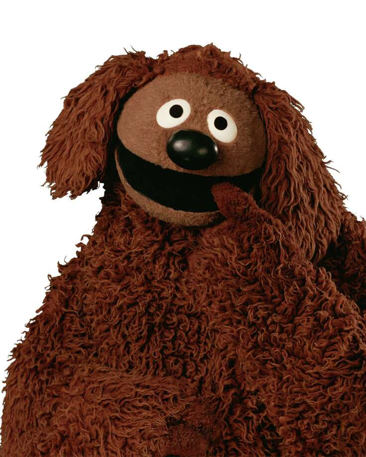 We have to say, Rowlf looks really cozy and snuggly.  Photo: John E. Barrett / © 2011 Disney