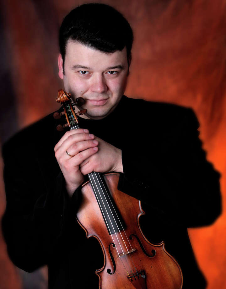 Vadim Gluzman. Courtesy of John Kringas Photo: John Kringas, COURTESY PHOTO / John Kringas all rights reserved