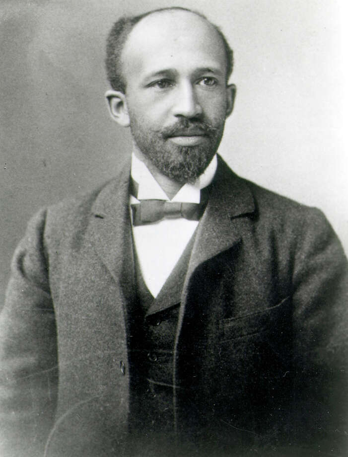 MILLENNIUM / 2ND TUESDAY 3/9/99 / FACES & VOICES - W.E.B..Du Bois SAEN FILE PHOTO *undated) Photo: EXPRESS-NEWS FILE PHOTO