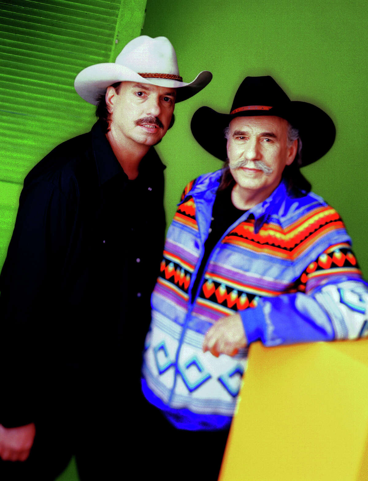 The Bellamy Brothers perform Friday at Cowboys Dance Hall. Courtesy photo
