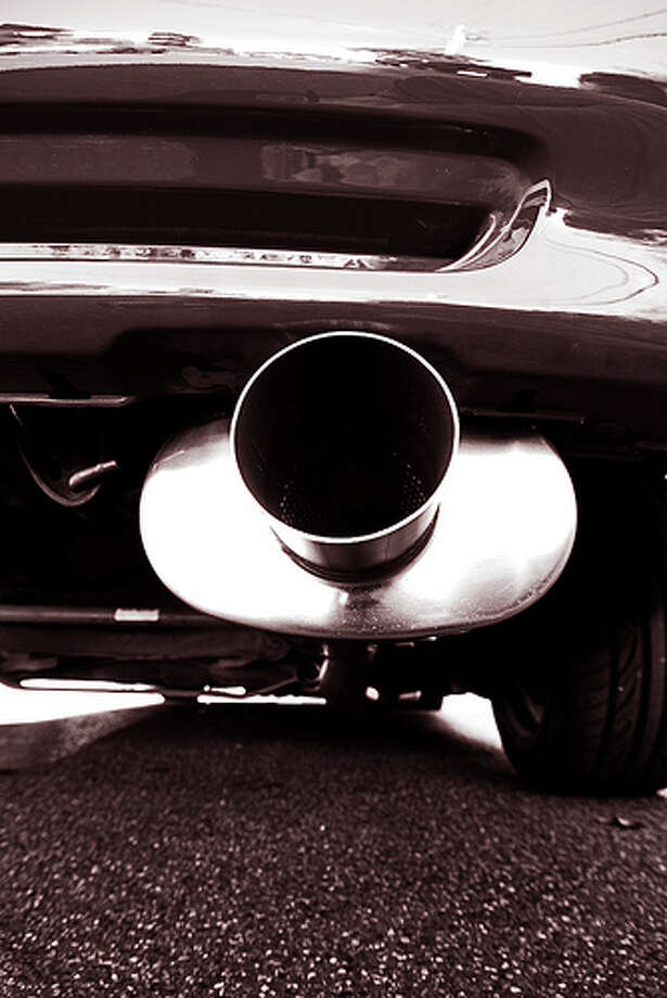 Needlessly loud exhaust: Like bright headlights, there is a valid reason for this accessory. It can produce a few extra horsepower from the car's engine. However, few people need it and most do it for show. (Photo: Sharif Sharif, Flickr)